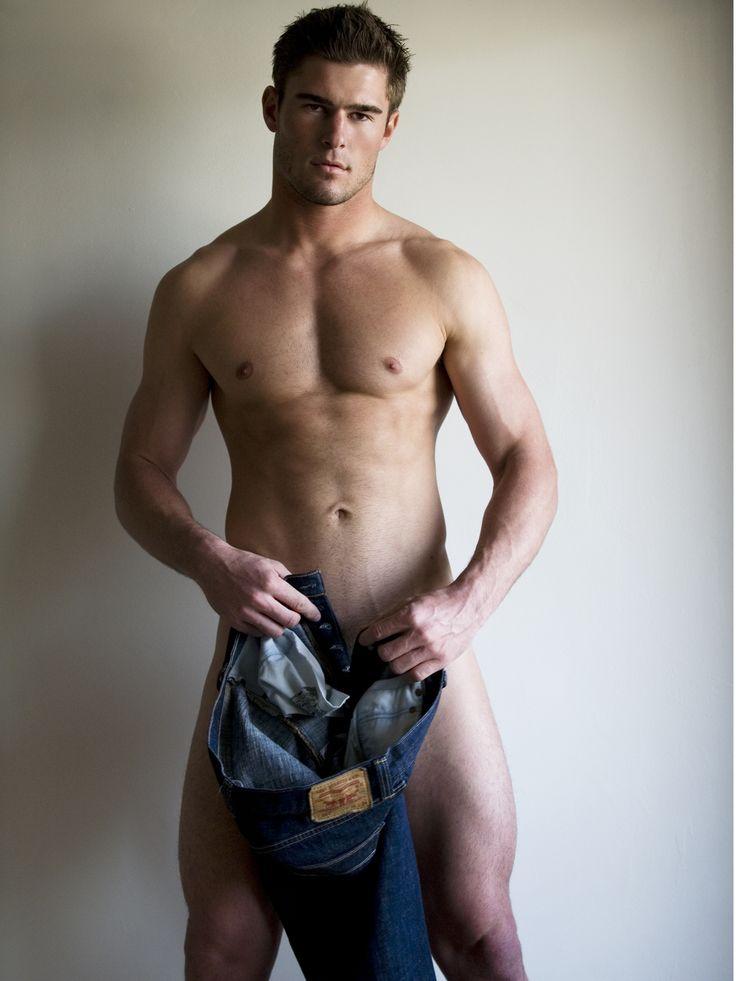Allen Walker strip sexy jeans
