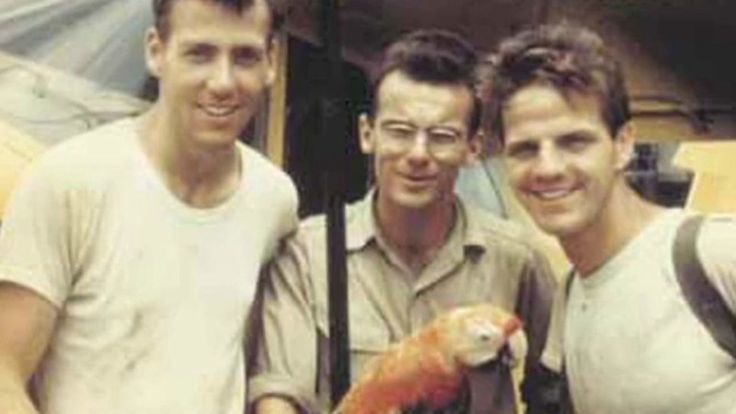 Sixty years ago today, Jim Elliot, Nate Saint, Ed McCully, Peter Flemming, and Roger Youderian were speared to death in the Curaray River of Ecuador.