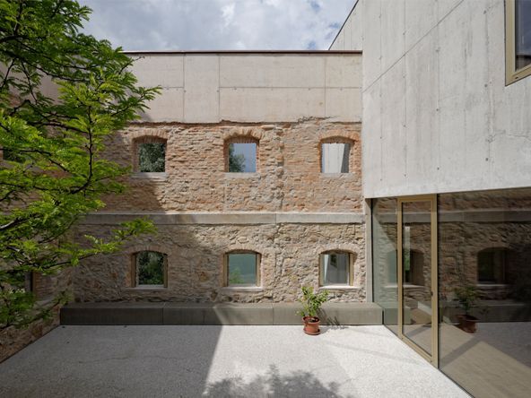 Projects / Cultural / Projects HERTL.ARCHITEKTEN
