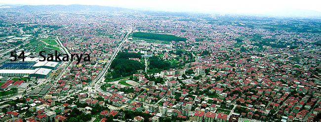 33 Plaka Mersin (İçel), 37 Plaka Kastamonu, 48 Plaka Muğla, 50 Plaka Nevşehir, 54 Plaka Sakarya, 78 Plaka Karabük http://www.plakalar.gen.tr/54-plaka/