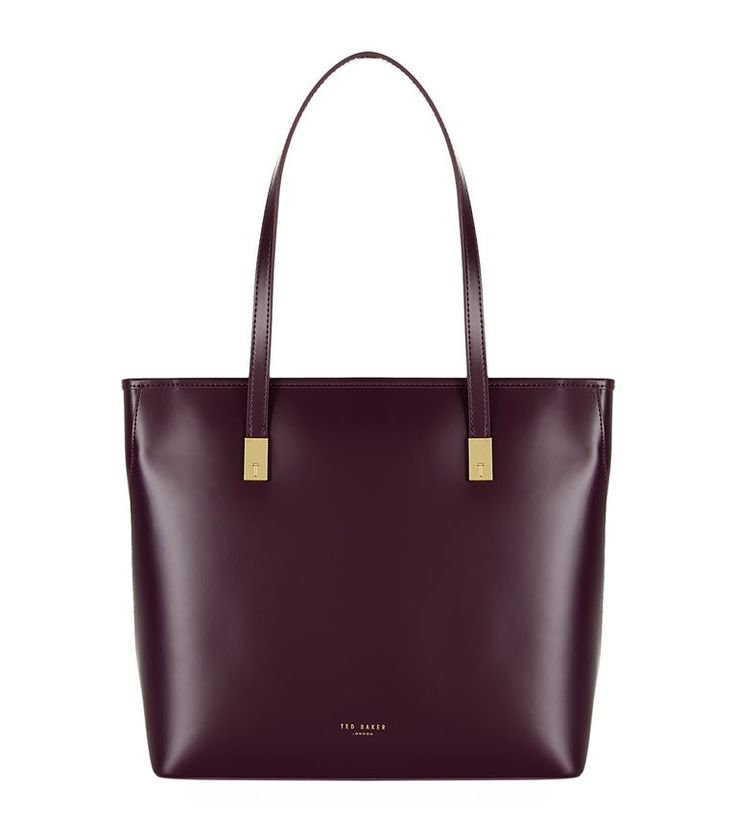 TED BAKER Chelsey Shopper Tote Bag. #tedbaker #bags #leather #hand bags #tote #