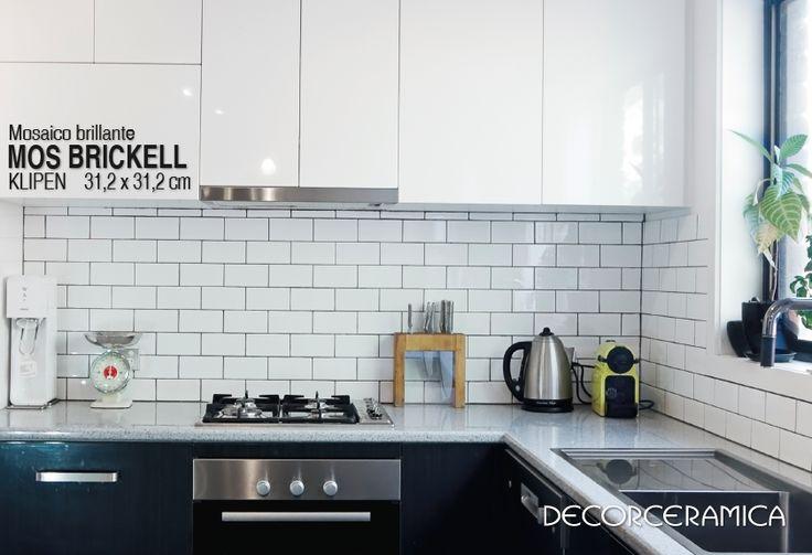 #Instala un enchape blanco horizontal y logra que tus espacios tengan un aspecto de mayor amplitud. #Ideasdecor