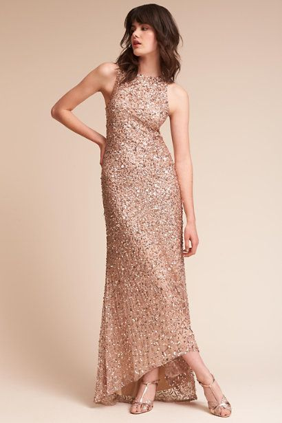 Vanity Dress in  Party Dresses View All Dresses Long | BHLDN