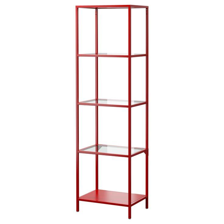 VITTSJÖ Shelving unit - IKEA 51cm wide $89