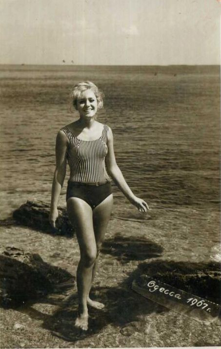 Soviet photographs | Summer, Odessa 1967