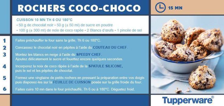Rochers Coco-Choco