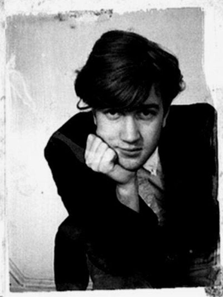 David Lynch - self-portrait, late 1960s.