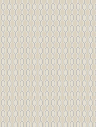 Hicks , a feature wallpaper from Kelly Hoppen, featured in the collection.