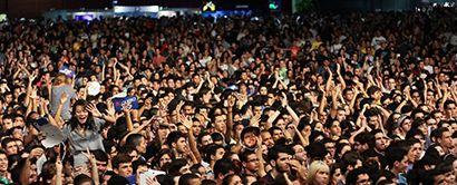 Principais festivais de música independente do país