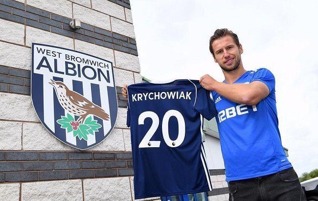 Czy Grzegorz Krychowiak odbuduje formę w West Bromwich Albion? • Czy Krychowiak nadrobi stracony rok w Paris Saint-Germain? • Zobacz #football #soccer #sport #sports #pilkanozna #futbol #krychowiak #wba #westbromwichalbion