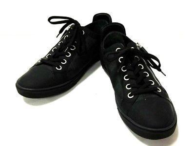 bbf560db17f Auth LOUIS VUITTON Line-up line sneaker 1A1IM8 Black DamierGraphite MS0153