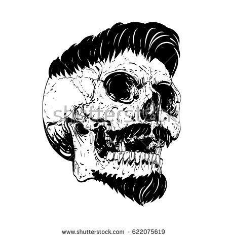 7 best skull vector images on pinterest image vector skulls and rh pinterest com vector skull images vector skull images
