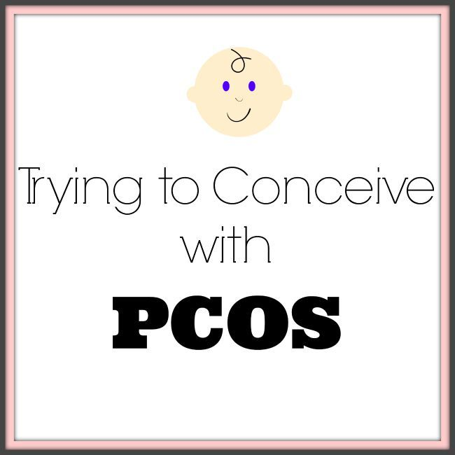 Are you trying to conceive and have PCOS? Come check out my tips for getting pregnant even if you have PCOS.