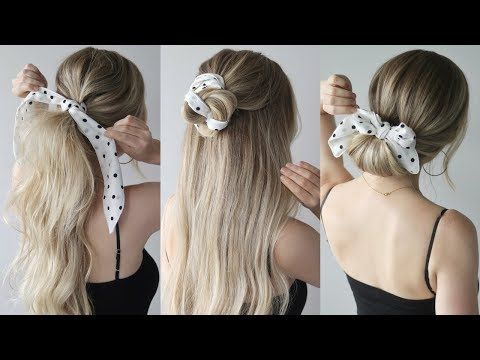 I am so excited to finally share these easy summer hairstyles with you guys. I am sure you've been seeing scarves everywhere this season and I think they're the perfect way to dress up an easy hairstyle. I am loving polka dots for summer and was very surprised to come across this scarf at...