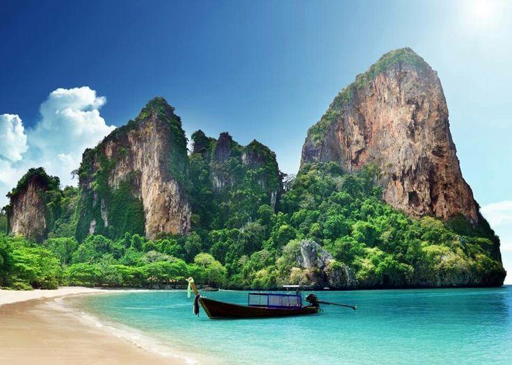 Playa Railay - Tailandia