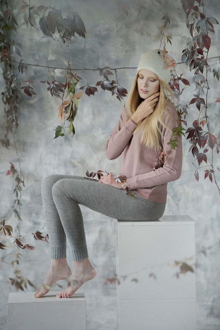 Alpaca leggings for woman / adult knit pants / baby alpaca wool leggings / slim fit knitted pants / gray / brown by Ingugu on Etsy https://www.etsy.com/listing/208696808/alpaca-leggings-for-woman-adult-knit