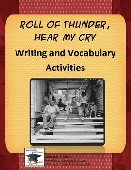 an analysis of the characters in the novel roll of thunder hear my cry by mildred d taylor Our roll of thunder, hear my cry unit teaching package has 233 roll of thunder, hear my cry by mildred taylor - analyze the main characters using novel.