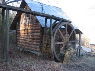 Grist mill somewhere in South Carolina... a true treasure.