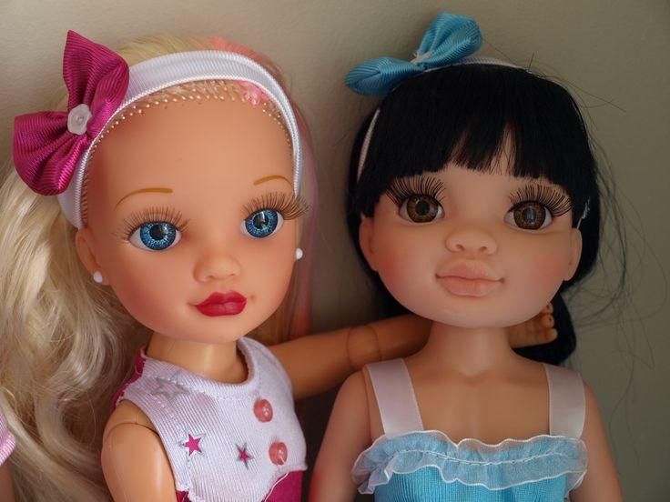 ¡Festival de #Eurovisión! #Nancy #dolls #muñecas #poupées #juguetes #toys #bonecas #bambole