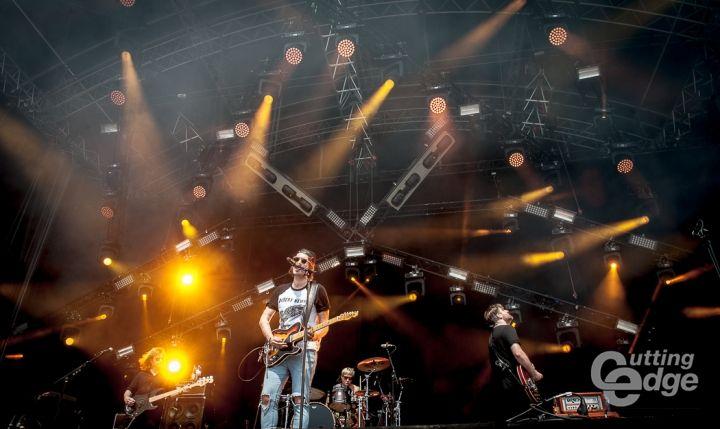 Cutting Edge Central Park Festival 2018 Utrecht Kensington