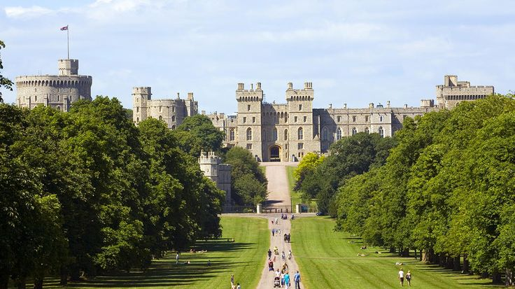 Windsor Castle, Berkshire, England