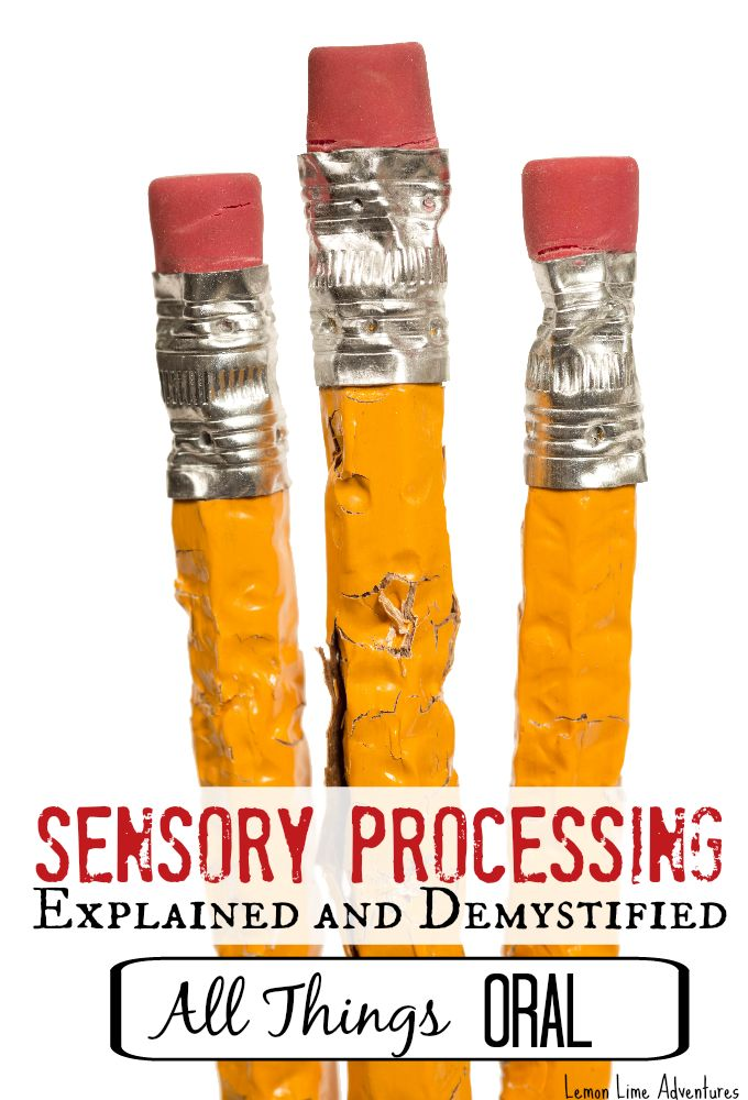 Sensory Processing Explained | Oral Input AWESOME RESOURCE! PIN for REFERENCE #sensoryprocessing #spd