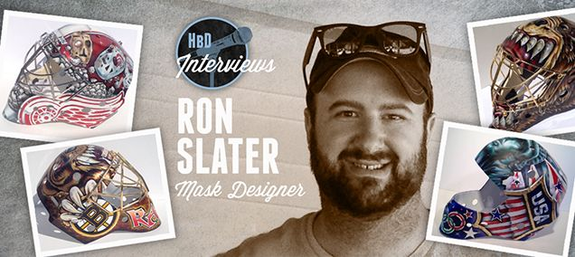 HBD INTERVIEWS: RON SLATER