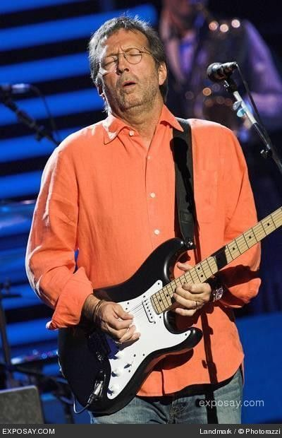 Eric Clapton turns 69 today - he was born 3-30 in 1945 -- rock on Eric!