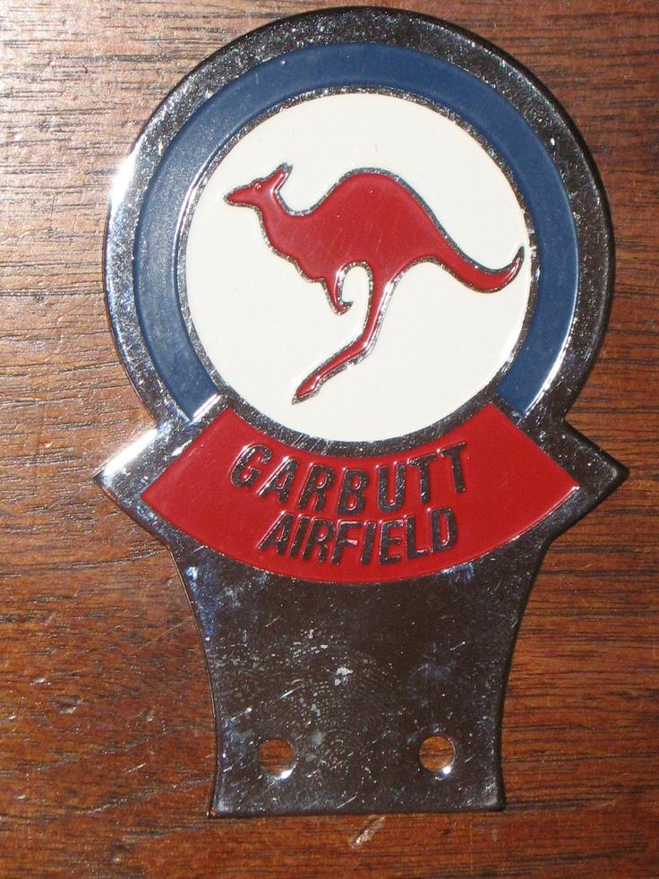 1942-1950's Australia RAAF USAAF GARBUTT AIRFIELD - Townsville