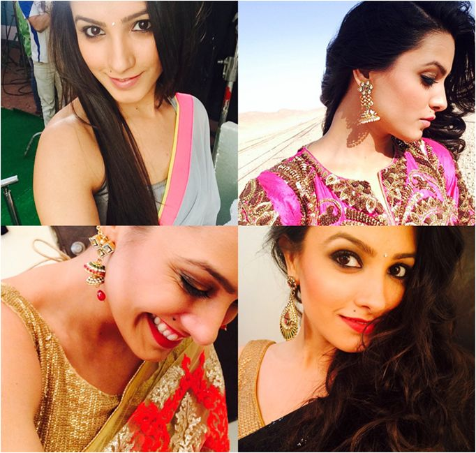 Anita Hassanandani is flawless and no one can tell me otherwise #dingdongdingbole