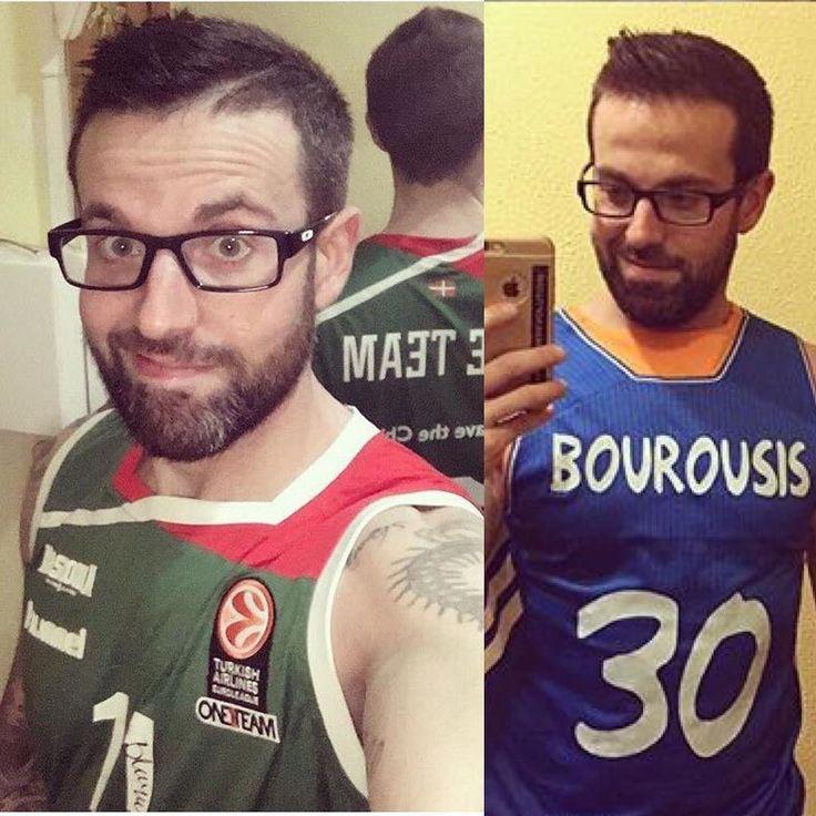 Hoy es dia de @euroleaguebasketball #finalfour ya que no pudo clasificarse nuestro Real Madrid desearle la mejor de las suertes a @baskonia1959 y especialmente a los cracks de @jaka_blazic y @bourou9 #whynotbaskonia #f4glory #baskonia #jakablažič #bourousis #basketball #berlin #baloncesto #selfie #postureo #mallorca #matchworn #barba #beard #baloncesto #hellas #slovenija #laboralkutxa #vitoriagasteiz #oneteam by fulgencio79