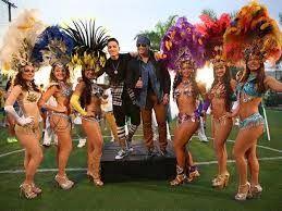 Elvis Crespo - Olè Brazil ft Maluma