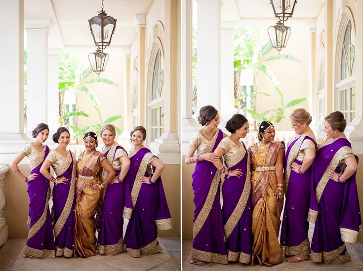 Ritz Carlton Sarasota – Indian Fusion Indian Wedding – Rekha and Brandon Captured by Kimberly Photography
