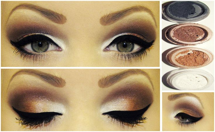 Make Up, Cat Eye, Eye Makeup, Eye Shadows, Eyemakeup, Eyeshadows, Wedding Makeup, Smokey Eye, Green Eye