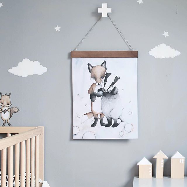 These cuties from @lisaflodmark are one of two friendly prices in christmas calendar surprise no21⭐️Go enter❕ ➖➖➖➖➖➖➖➖➖ #stickstay #kidsroom #decals #wallsticker #christmascalendar #lisaflodmark #clouds #giveaway