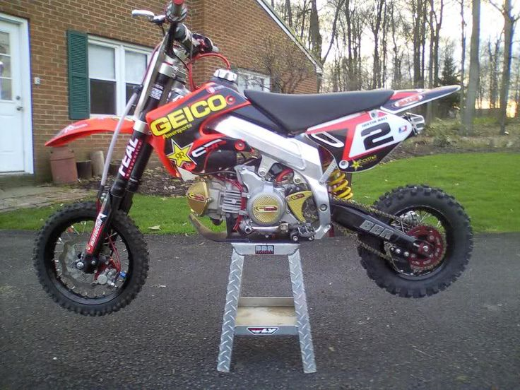 100 ideas to try about pit bikes track devil and. Black Bedroom Furniture Sets. Home Design Ideas