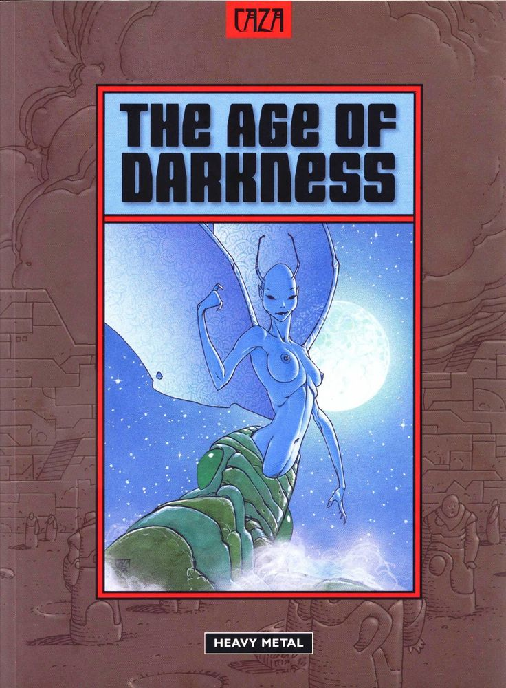 The Age of Darkness by Caza (Heavy Metal)