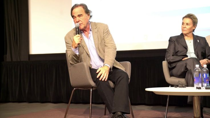 Robert Scheer, Oliver Stone, and Ron Kovic on the importance of the message