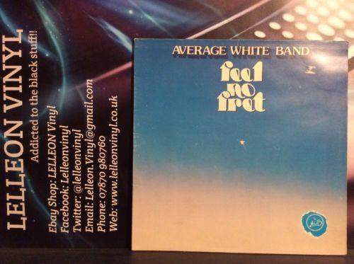 Average White Band Feel No Fret LP Album Vinyl Record XL13063 Pop Rock 70's Music:Records:Albums/ LPs:Pop:1970s