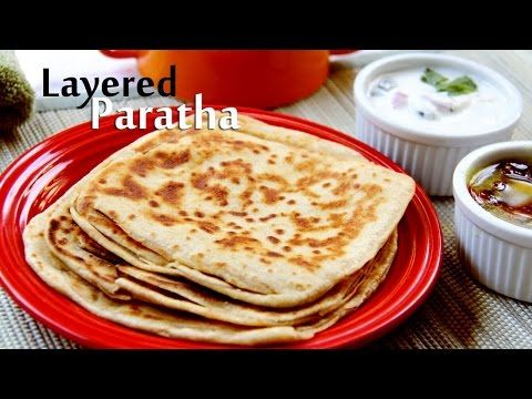 Warqi Paratha With Master Chef Sanjeev Kapoor - YouTube