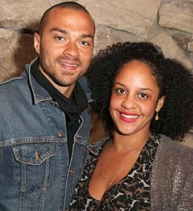 Baby No. 2: Jesse Williams And Wife Aryn Are Expecting Again