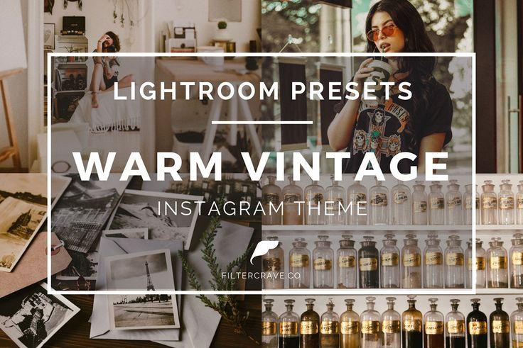 Warm Vintage Lightroom Presets Ig Vintage Lightroom Presets Lightroom Presets Lightroom