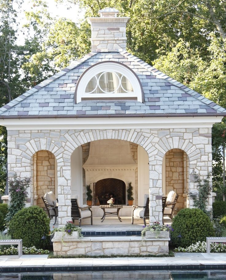 Nashville Architects: Pool Houses, Architecture And House