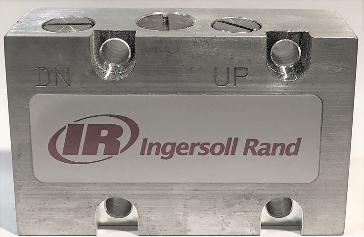 Ingersoll Rand ZHS15071 Pneumatic Valve Manifold for ZA Series Air Balancers #IngersollRand