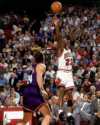 On this date, 23 years ago, #michael #jordan scored 55 #points with the #chicago #bulls, in a 111-105 #win over the #phoenix #suns in the NBA Finals of the #playoffs 1993  #michaeljordan #chicagobulls #bullsnation #chitown #nba #basketball #nbafinals #finals #playoffs #nbaplayoffs #performance #history #retro #vintage #legend #champion #picoftheday #pictureoftheday #like4like #likeforlike #thursday