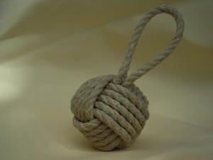 Noeuds marins : la pomme de touline