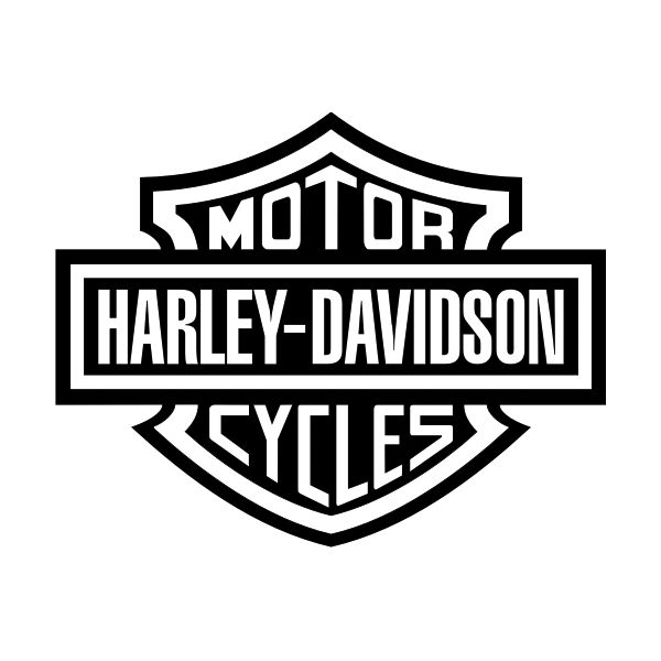 Best Harley Hog Images On Pinterest - Stickers for motorcycles harley davidsons