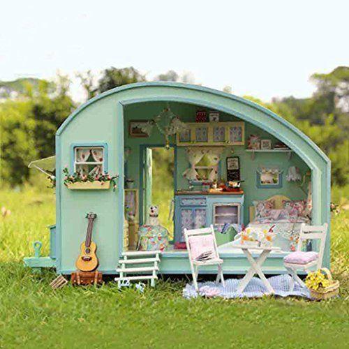 Rylai-Wooden-Handmade-Dollhouse-Miniature-DIY-Kit-Time-Travel-Series-1-18