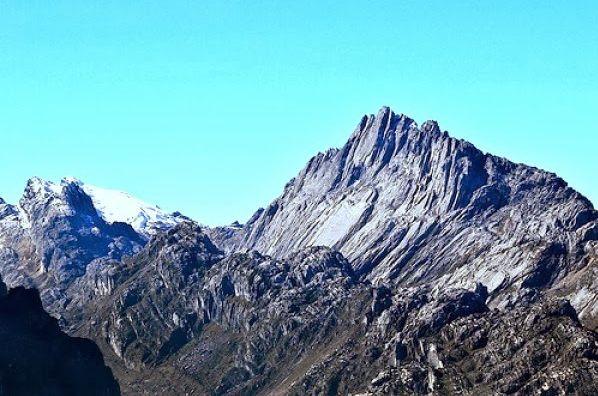 Puncak Gunung Tertinggi di Indonesia