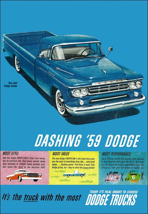 12592 best dippsy doodle auto page images on pinterest vintage dodge 1959 publicscrutiny Gallery